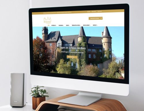 Schloss Herborn | Webdesign | Marketing